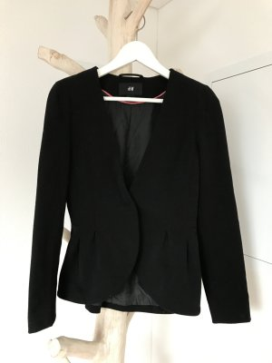 H & M Blazer // Black //