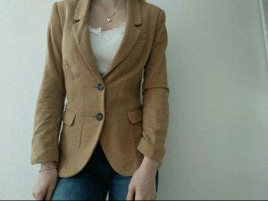 H&M blazer braun
