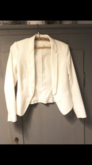 H&M Smokingblazer wolwit-room