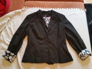 H&M Blazer Gr. 40 schwarz