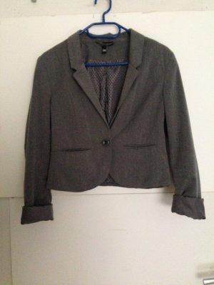 H&M Blazer grau 38