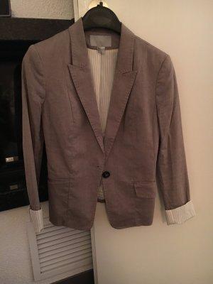 H&M Blazer, grau, XS, sehr gut, passende Hose ist auch vorhanden!