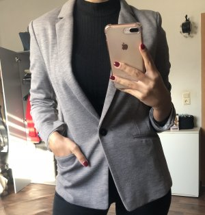 H&M Blazer in grau
