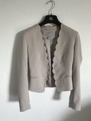 H&M Blazer in taupe.