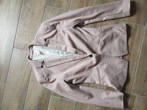 H&M Tuxedo Blazer pink