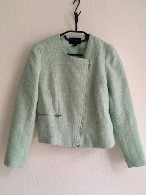 H&M Blazer Jacke Gr.38 mint grün