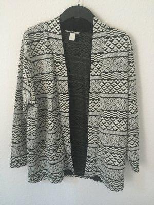 H&M Blazer Jacke mit Aztekenprint Ethno