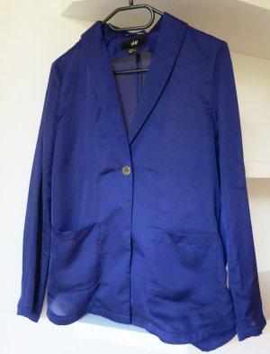 H&M Blazer Jacket Jacke Bluse Blusenjacke Gr S M 38