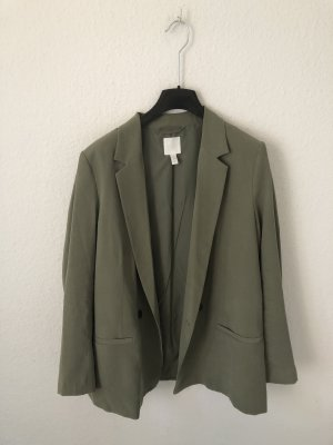 H&M Blazer Khaki