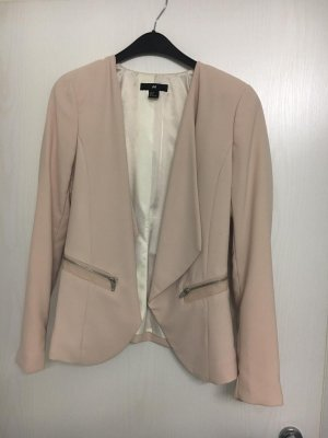 H & M Blazer rosa