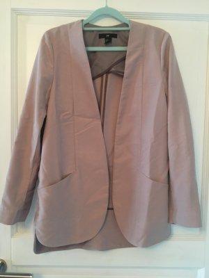 H&M Blazer rosa Gr. 38