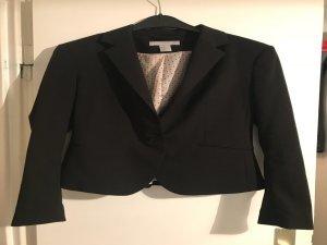 H&M Blazer schwarz 38