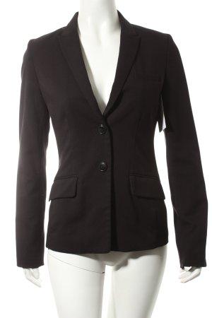 H&M Blazer schwarz Business-Look