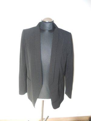 H&M Blazer schwarz EUR 40