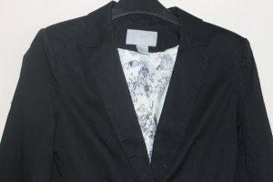H&M Blazer schwarz Gr.36