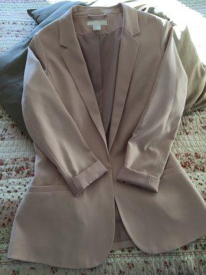 H&M Blazer zartrosa Größe 36