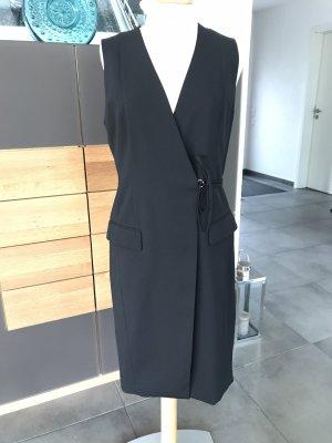 H&M Conscious Exclusive Robe manteau noir