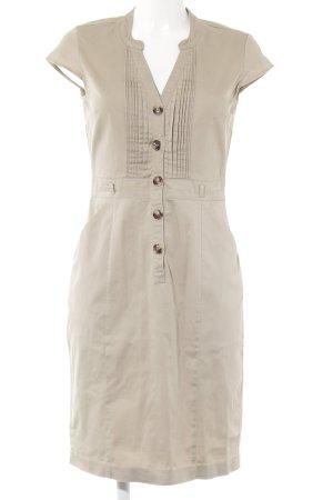 H&M Kokerjurk beige casual uitstraling