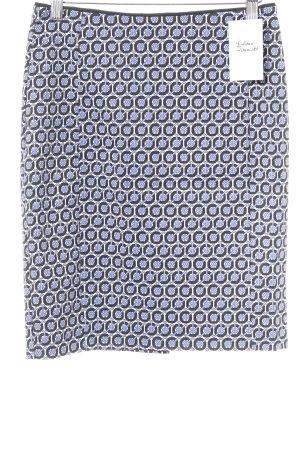 H&M Bleistiftrock abstraktes Muster Casual-Look