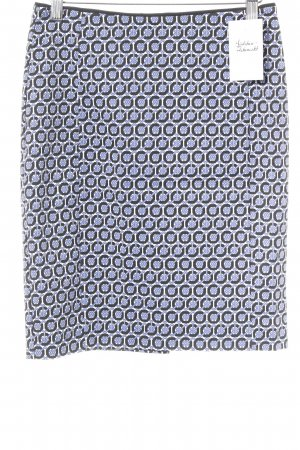 H&M Bleistiftrock abstraktes Muster Casual-Look NEUWERTIG