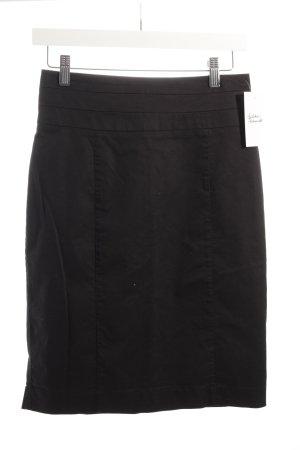 H&M Bleistiftrock schwarz