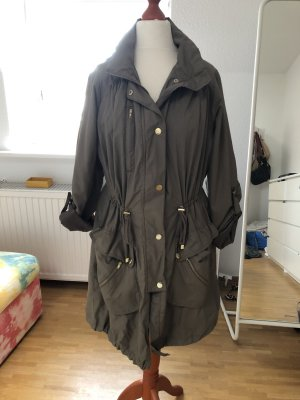 H&M Blogger Anorak Jacke XS 32 34 oversized