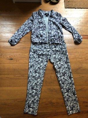 H&M Blogger Bomberjacke Hose Anzug XS 32 34