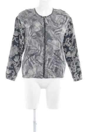 H&M Blouson abstraktes Muster extravaganter Stil