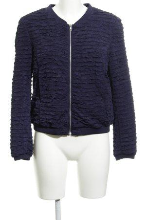 H&M Blouson dunkelblau Casual-Look