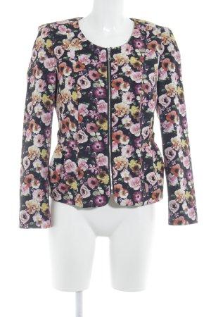 H&M Blouson florales Muster extravaganter Stil