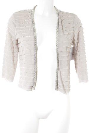H&M Blouson hellgrau Elegant