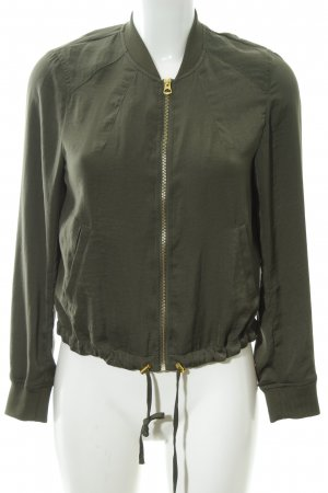 H&M Blousje khaki casual uitstraling