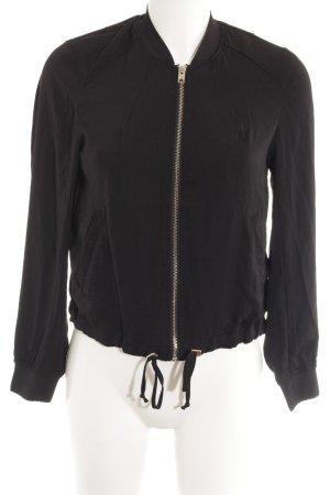 H&M Blouson nero stile casual