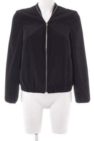 H&M Blouson schwarz Casual-Look
