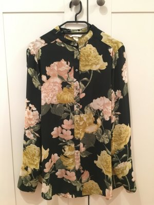 H&M Bluse Blumenmuster