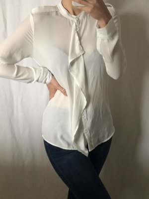 H&M Glanzende blouse veelkleurig