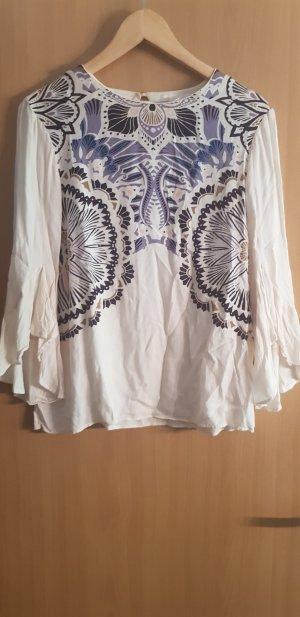 H&M Bluse Fledermausärmel