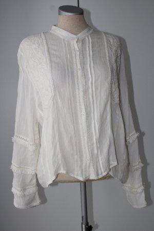 H&M Bluse Größe S Gr. 36 100%Viskose