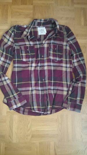 H&M Bluse, Hemd, Holzfällerhemd Gr 40
