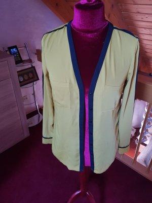 H&M Bluse in senfgelb