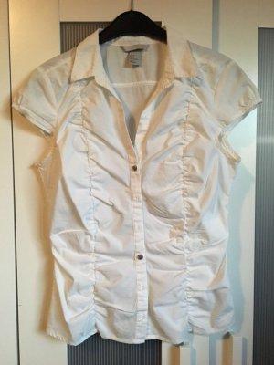 H&M Bluse in weiß Gr.38