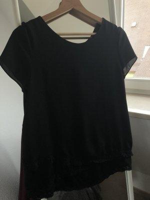 H&M Bluse mit ausgeschnittenem Rücken