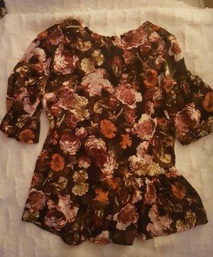 H&M Bluse mit Blumen