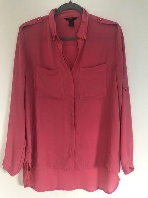 H&M Bluse mit langen Ärmeln , gr 38