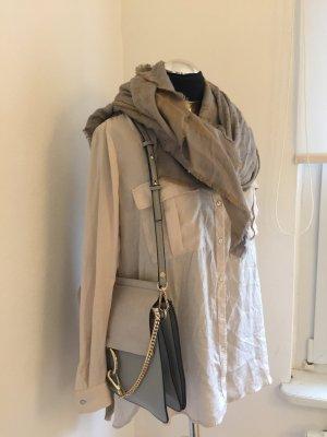 H&M Bluse neu 38 in Creme oversize