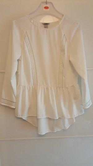H&M Bluse !Neu! mit Schößchen