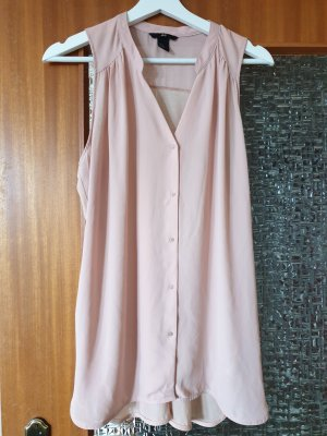 H&M Bluse pastell rosè - Gr. M
