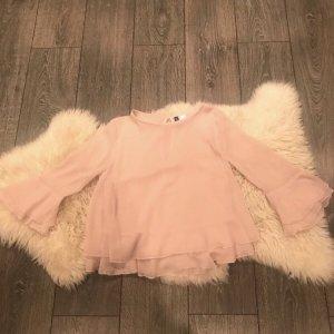 H&M Bluse rosa