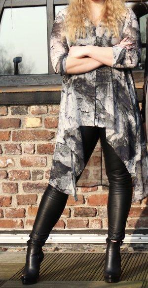 H&M Bluse schwarz