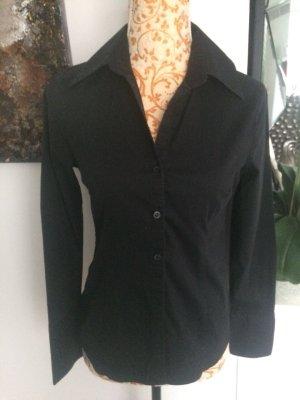 H&M Bluse schwarz Gr 36 wie neu
